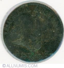 3 Kreuzer 1780