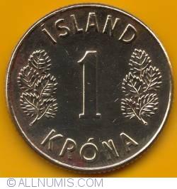 Image #2 of 1 Krona 1973
