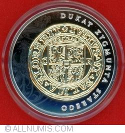 Imaginea #2 a 20 Zloți 2016 - Ducatul lui Sigismund I cel Bătrân