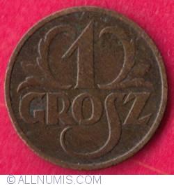 Imaginea #2 a 1 Grosz 1932