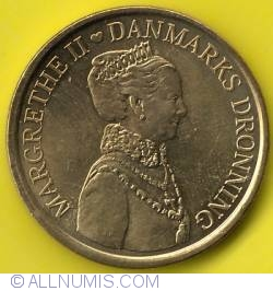 Image #1 of 20 Kroner 2012 - 40 Years Anniversary Of Regency