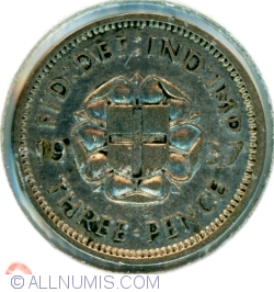Image #2 of Threepence 1937