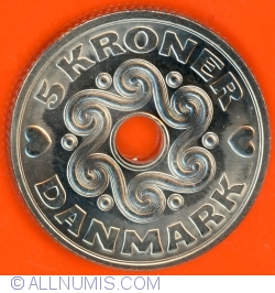Image #1 of 5 Kroner 2013