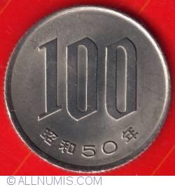 100 Yen 1975 (50)