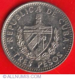 Imaginea #1 a 3 Pesos 1992