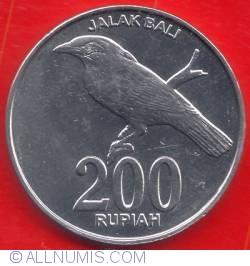 Image #2 of 200 Rupiah 2008