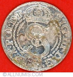 Imaginea #1 a 1 Solidus 1592 Koronny(1Szeląg koronny)