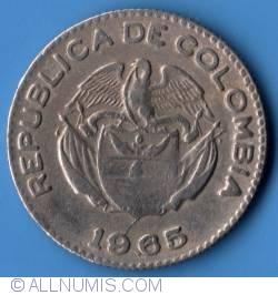 Image #1 of 10 Centavos 1965