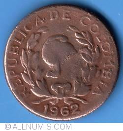 Image #1 of 5 Centavos 1962