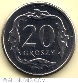 Imaginea #2 a 20 Groszy 2014