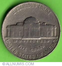 Image #2 of  Jefferson Nickel 1941