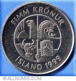 Image #1 of 5 Kronur 1999