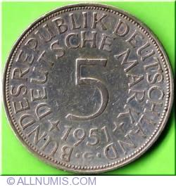Image #1 of 5 Mark 1951 G