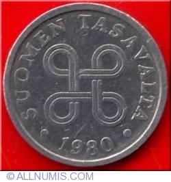 Image #1 of 5 Pennia 1980