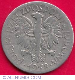 Image #1 of 5 Zlotych 1958