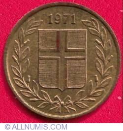 Image #1 of 50 Aurar 1971