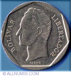 Imaginea #2 a 50 Bolivares 1998