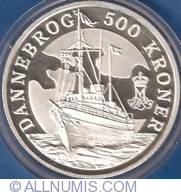 500 Kroner 2008 - Royal Yacht Dannebrog