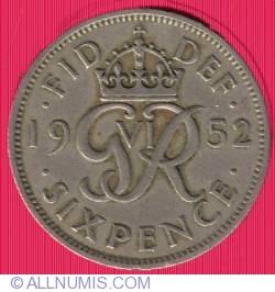 Sixpence 1952