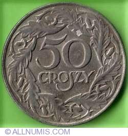 Imaginea #1 a 50 Groszy 1938