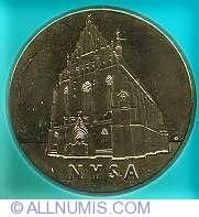 Image #2 of 2 Zloty 2006 - Nysa