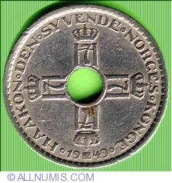 Image #1 of 1 Krone 1949