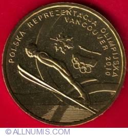 Imaginea #2 a 2 Zloti 2010 - Jocurile Olimpice de la Vancouver 2010 - Sarituri cu schiurile