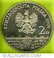 Imaginea #1 a 2 Zloti 2008 - Piotrkow Trybunalski