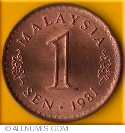 Image #2 of 1 Sen 1981