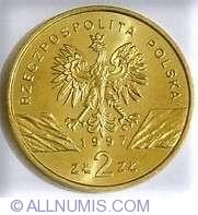 Image #1 of 2 Zlote 1997 - Jelonek Rogacz - Lucanus cervus