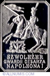 Image #2 of 10 Zlotych 2010 - Series - History of polish cavallery