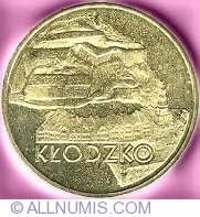Imaginea #2 a 2 Zloti 2007 - Klodzko