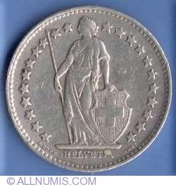 Image #1 of ½ Franc 1945