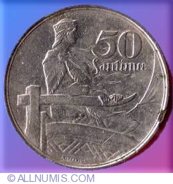 Image #2 of 50 Santimu 1922