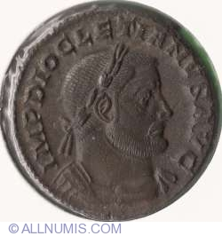 Image #1 of 1 Follis 284/305 - Diocletian