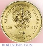 Imaginea #1 a 2 Zloti 2008 - Insurecţia din Wielkopolska
