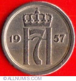 10 Øre 1957