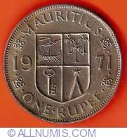 Image #2 of 1 Rupee 1971