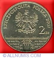 Imaginea #1 a 2 Zloti 2007 - Swidnica