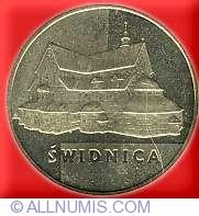 Imaginea #2 a 2 Zloti 2007 - Swidnica