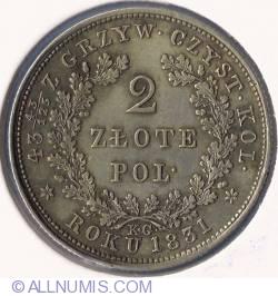 2 Zloti 1831