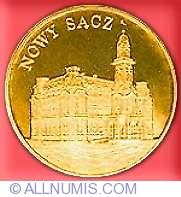 Image #2 of 2 Zloty 2006 - Nowy Sacz