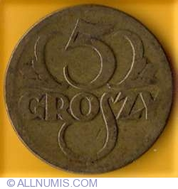 Image #2 of 5 Groszy 1923