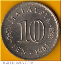 Image #2 of 10 Sen 1981