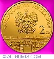 Image #1 of 2 Zloty 2006 - Kalisz