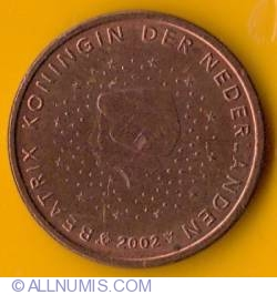 Image #1 of 2 Euro Cents 2002