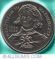 10000 Zloti 1992 - Vladislav al III-lea