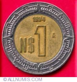 Image #1 of 1 Nuevo Peso 1994