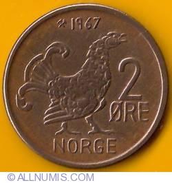 Image #2 of 2 Øre 1967