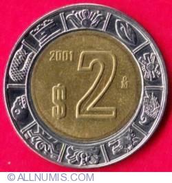 Image #2 of 2 Pesos 2001